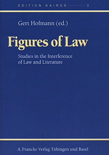 Figures of Law (Edition Kairos)