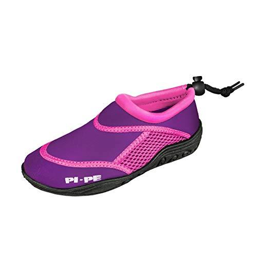 PI-PE Badeschuh Active Aqua Shoes Junior 30 Lilac/Pink