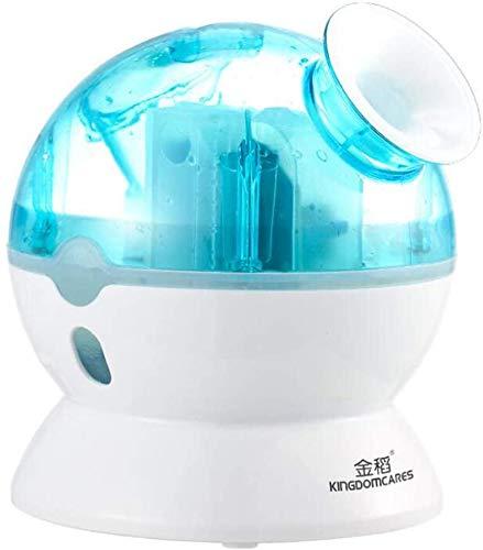 Facial steamer gezichtssauna gezicht schoner reiniging huidverzorging set inademing stomen machine