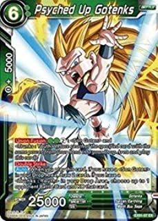 Dragon Ball Super TCG - Psyched Up Gotenks - EX01-07 - EX - Expansion Deck Box Set 01 - Mighty Heroes