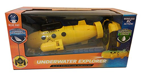 Blue Hat Toy Company Underwater Explorer