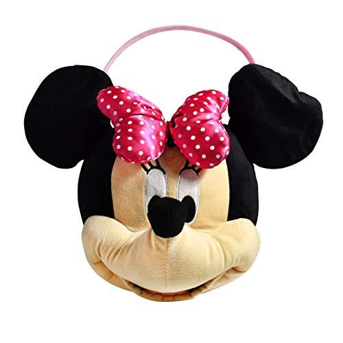 Minnie Mouse Jumbo Plush Basket