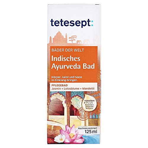 tetesept Indische Ayurveda Bad 125ml