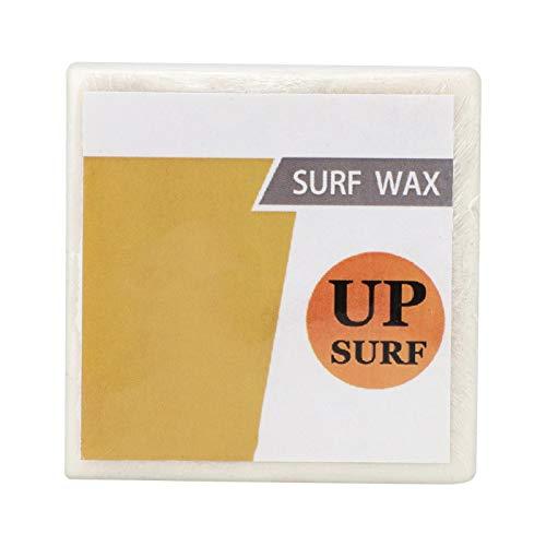 YUUGAA Cera para Tablas de Surf, Cuadrado Transparente Blanco como la Leche, Tabla de Surf Profesional, Accesorios para Herramientas de Surf de Cera para prevenir el Deslizamiento(Base Wax)