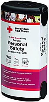 American Red Cross Deluxe Personal Safety Emergency Pack by First Aid Only
