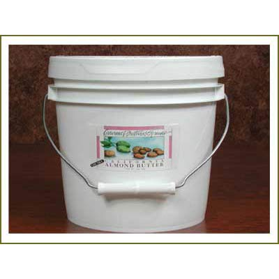 Almond Nut Butter OFFicial shop Smooth Roasted - Gallon Tub 1 Boston Mall