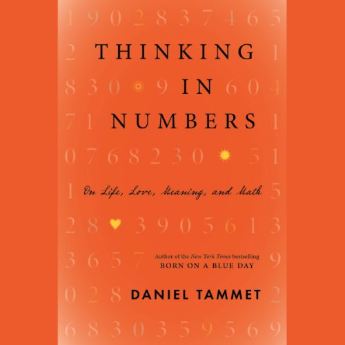 Thinking in Numbers audiobook cover art