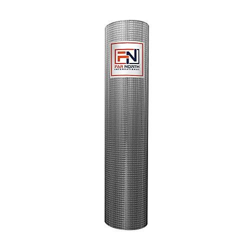 "Far North Hardware Cloth 19 Gauge M 1/2"" (25, 3)"