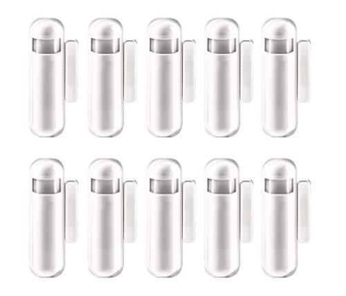 SCHWAIGER -716337-10x Tür- und Fenstersensor, Bewegung, Temperatur, Licht, Z-Wave, batteriebetrieben