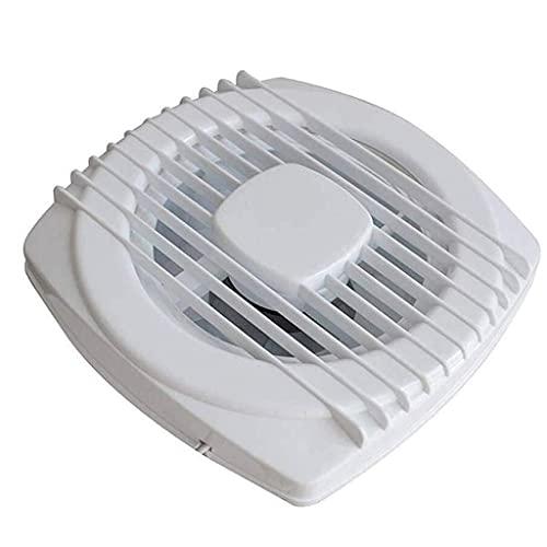 Extractor De Aire, Extractor Cocina Ventilador de escape del baño, ventilador de ventanas Ventilador de escape ventilador de ventilación, pequeño cable, cuarto de baño / de cocina / sala de estar / do