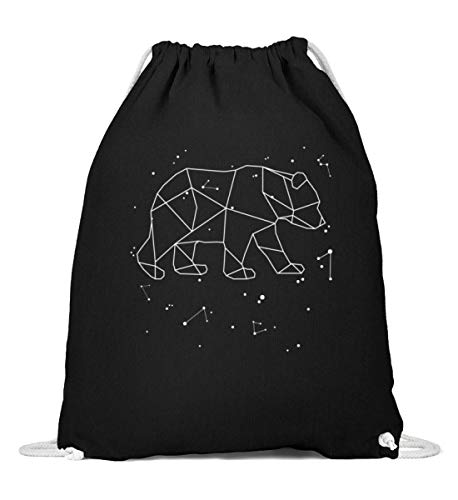 Sternbild Bär Sternzeichen Turnbeutel | Bären Tierliebhaber Stern Gymsac
