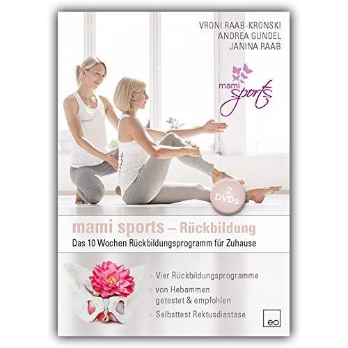 mami sports - Rückbildung (2 DVDs) / Das 10 Wochen Rückbildungsprogramm für Zuhause