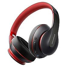 Soundcore Life Q10 Bluetooth Kopfhörer, Kabellose Kopfhörer mit einklappbarem Design, Hi-Res zertifizierter Sound, 60 Stunden Akkulaufzeit, für Homeoffice, Online-Unterricht, Konferenzen©Amazon
