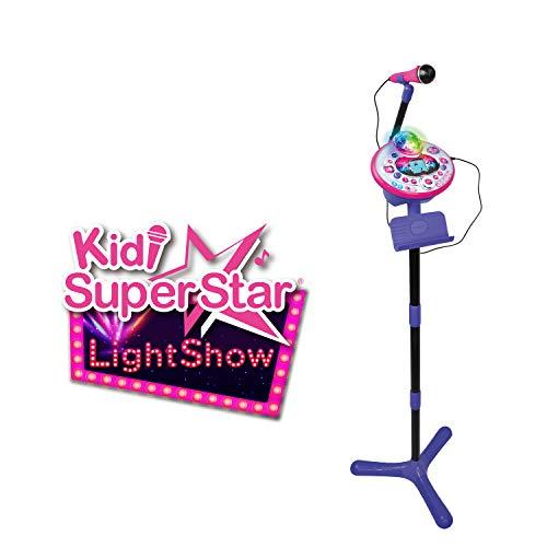 VTECH - Kidi Superstar Lightshow Pink - Microfoon Karaoke