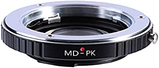 K&F Concept レンズマウントアダプター KF-SRK (ミノルタMD・MC│SRマウントレンズ → ペンタックスKマウント変換)