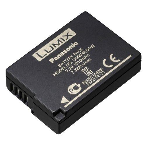 Panasonic DMW-BLD10E Battery for Lumix G3 and GF2