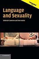 Language and Sexuality by Deborah Cameron Don Kulick(2003-04-07)