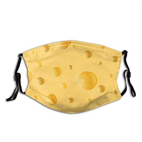 Käse verboten Personalisierte Mundhülle Wiederverwendbarer Mundschutz (Give Five Mouth Guard)