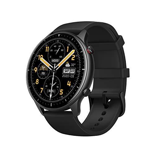 Amazfit GTR 2 Smartwatch Reloj Inteligente Fitness 12 Modos Deportivos 5 ATM Alexa Asistente Voz 3GB Almacenamiento de Música Llamadas telefónicas Bluetooth Aluminium