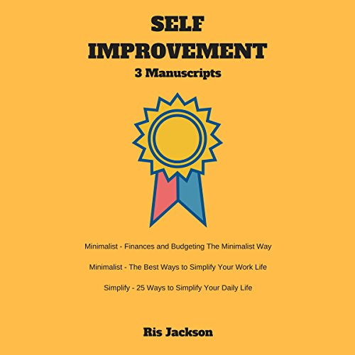 Self Improvement: 3 Manuscripts audiobook cover art