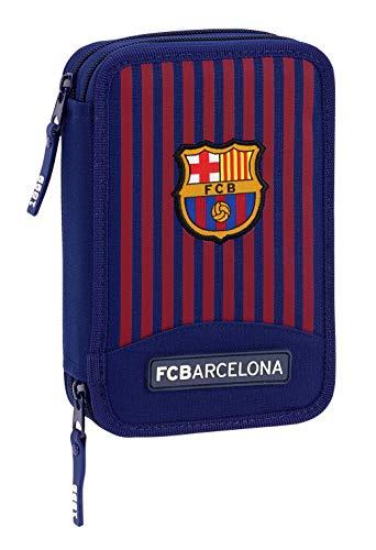 FC Barcelona 411829054 - Estuche con 34 Piezas