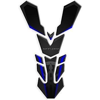 /2016 ETbotu Accessori Moto refrigerante Serbatoio di Recupero schermatura Copertura per Yamaha mt-09/fz-09/fj-09/mt-09/Tracer//Tracer 900/2014/