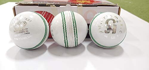 CA Supreme Test Cricket Ball White product image
