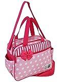 Bolsa para bebé GMMH, 2 piezas, cambiador, bolsa para pañales, bolsa...