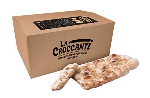 La Croccante - Base 20 x 30 per pizza e focaccia alla pala...