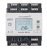 Verbindet konventionelle Taster, Schalter und Kontakte mit dem Homematic IP Wired-System über 32 unabhängige Eingänge Eingänge können für Taster und Schalter sowie für Kontakte (z. B. Reed-Kontakte in Fenstern) genutzt werden Korrosionsschutz-Funktio...