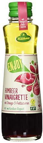Kühne Dressing Enjoy Himbeer Vinaigrette, 6er Pack (6 x 300 ml)
