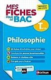 Philosophie Terminale - Mes fiches pour le BAC Tle - BAC 2022