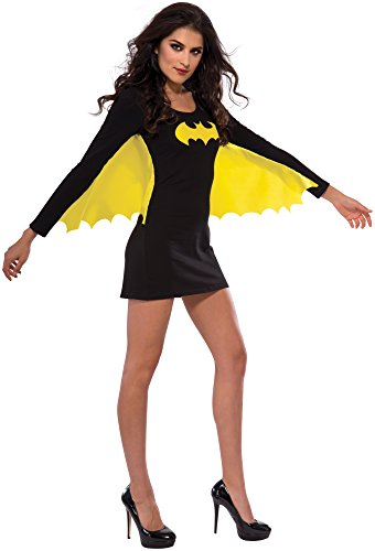 Rubie's womens Batgirl Adult Sized Costumes, Multicolor, Medium US - http://coolthings.us