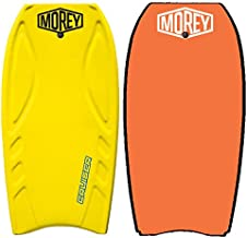 Morey Cruiser Bodyboard with Crescent Tail and Leash 42.5