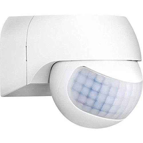 GEV 12/24 Volt Bewegungsmelder Titan Mobi 180° LBM 16927, 24 V, weiß