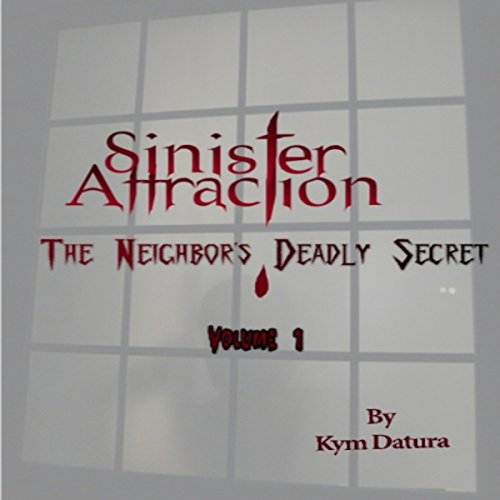 Sinister Attraction audiobook cover art
