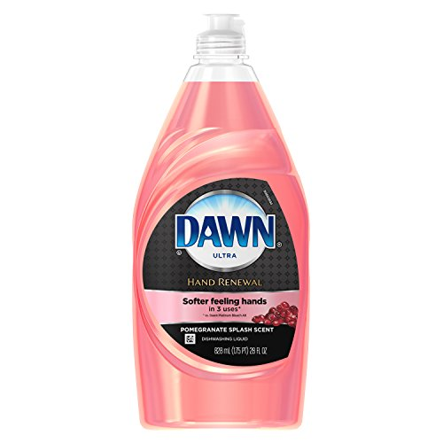 Dawn Plus Ultra Concentrated Hand Renewal Dishwashing Liquid