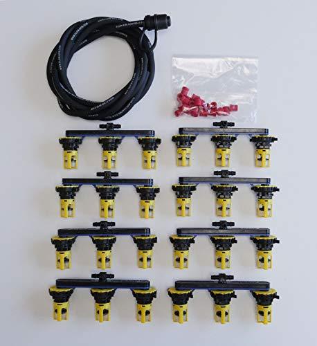 Flow-Rite Pro-Fill Watering 48V kit for 8 6V batteries