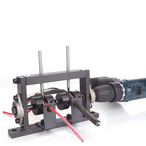 Kabelschälmaschine Kecheer Manuelle elektrische Bohrmaschine Mehrzweck-Abisoliermaschine Schrottkabel-Abziehmaschinen Abstreifer für 1-30 mm