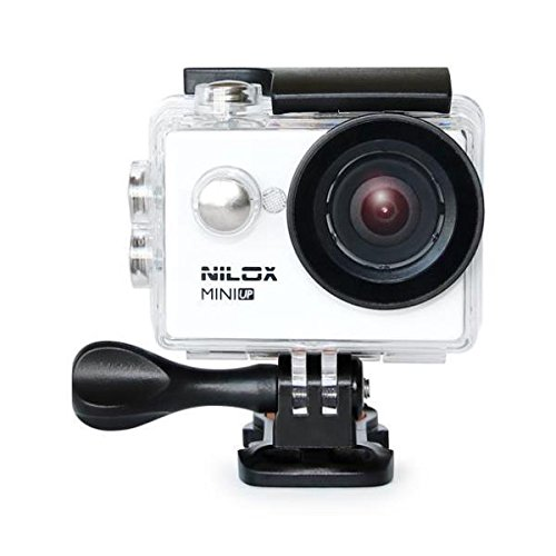 Nilox Mini Up - Cámara Deportiva (720p, NTSC, PAL, SECAM, 3:2, 4:3, 16:9, CMOS,...