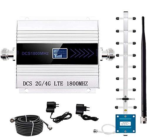 Diy Family Store Señal del Teléfono Celular Booster gsm Repetidor 1800Mhz 4G...