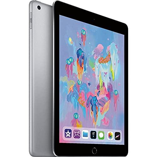 Apple iPad 9.7 (6th Gen) 32GB Wi-Fi - Grigio Siderale (Ricondizionato)