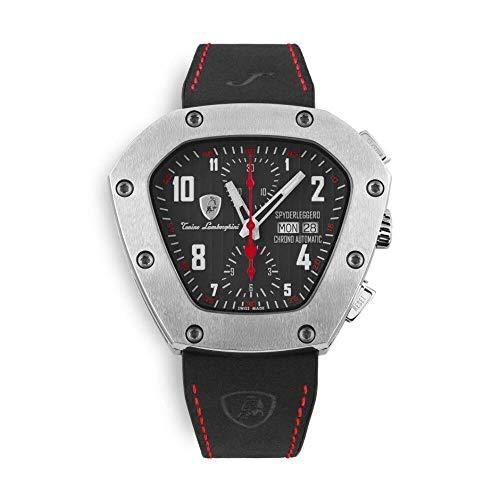 Tonino Lamorghini Orologio Cronografo Automatico Spyderleggero Titanio TLF-T07-2