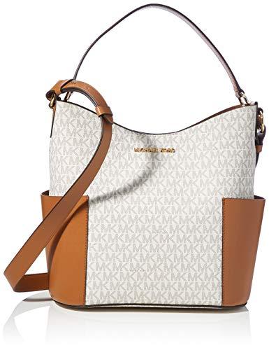 Michael Kors Handbag, Vanilla/Acrn