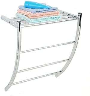6 x 0,1 x 18 cm MSV 140213 toallero Acero Inoxidable