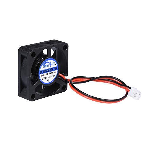 ILS - 3010s 30 * 30 * 10 mm 24V DC 2-pins kleine koelbox koelventilator voor 3D-printer