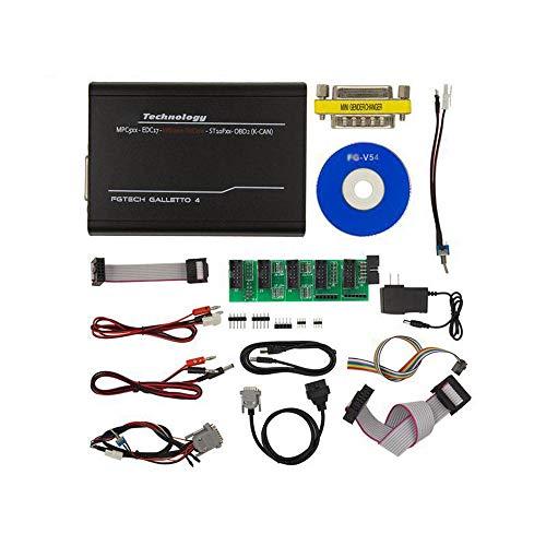 HTSHOP Professionelle Werkzeuge, Kfz-Computer-Prüfgeräte, FG Technology 4 Master MPC5xx EDC17