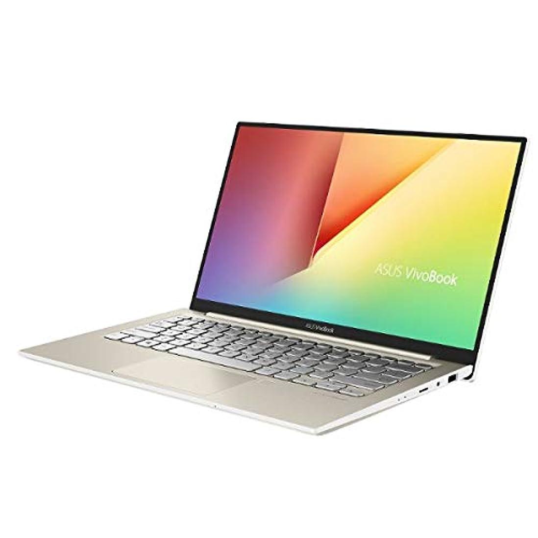 まだら無声で山積みのASUS(エイスース) 13.3型ノートパソコン ASUS VivoBook Sシリーズ S330UA(Core i3 / SSD128GB)アイシクルゴールド S330UA-8130GL