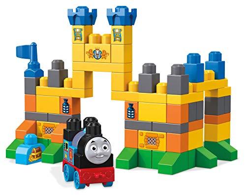Mega Bloks FVJ82 - Thomas und seine Freunde Thomas bei Schloss Ulfstead Bauset
