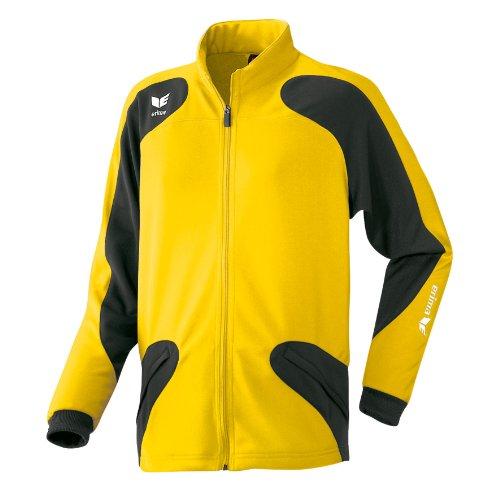 Erima Trainingsjacke Scorer Line Yellow/Black S/M